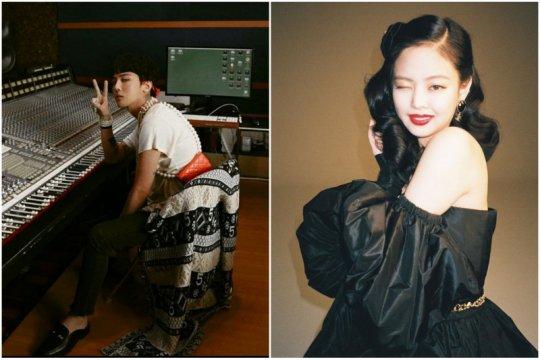 Kemarin, Jennie BLACKPINK & G-Dragon pacaran dan tren fesyen pandemi