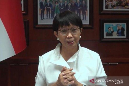 Singgung isu ketimpangan, Menlu RI kembali kritik nasionalisme vaksin