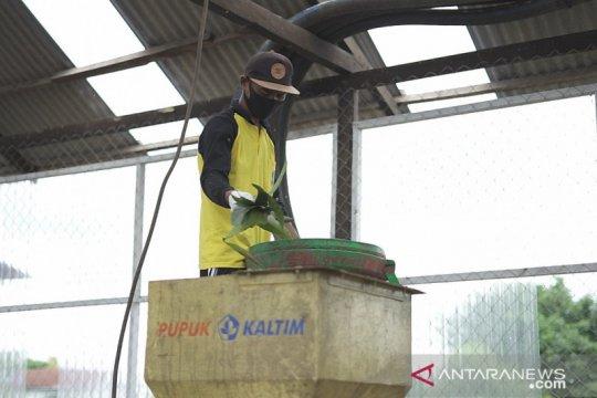 Tekan sampah, Pupuk Kaltim kembangkan pengolahan sampah terpadu