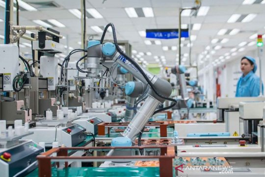 Teknologi automasi bisa kurangi risiko kecelakaan kerja