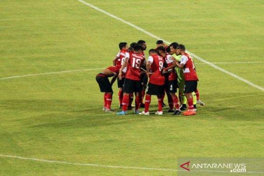 Madura United jalani pemusatan latihan di Malang