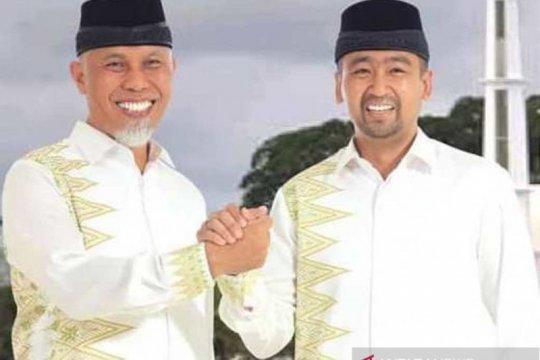 Gubernur Sumbar terpilih dilantik Presiden di Istana Negara