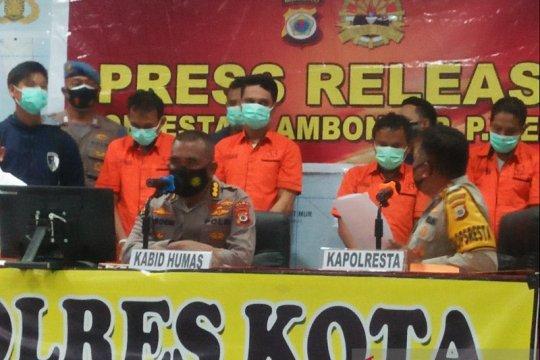 Kapolresta Ambon: Revolver yang dijual hilang saat konflik kemanusiaan
