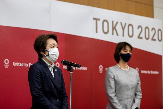 IOC nilai transisi dari Mori kepada Hashimoto berjalan mulus