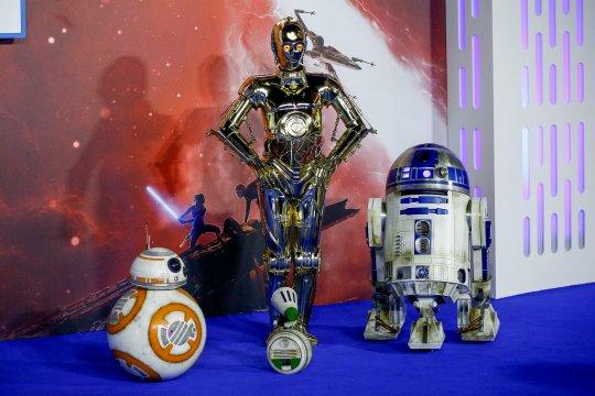 """Serial animasi baru """"Star Wars"""" tayang Mei mendatang"""