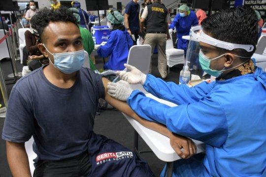 Kemenkes sebut 5.512 jurnalis ditargetkan terima vaksin COVID-19