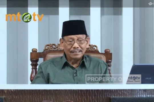 Pimpinan Pusat MTA Ahmad Sukina meninggal dunia