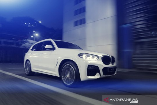 BMW X3 xDrive30i M Sport meluncur dengan teknologi dan fitur baru