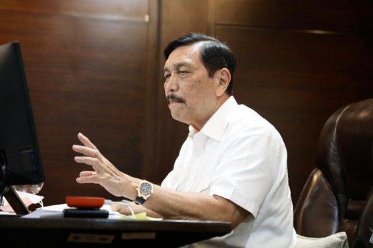 Luhut minta pembangunan infrastruktur dukung Lumbung Ikan Maluku