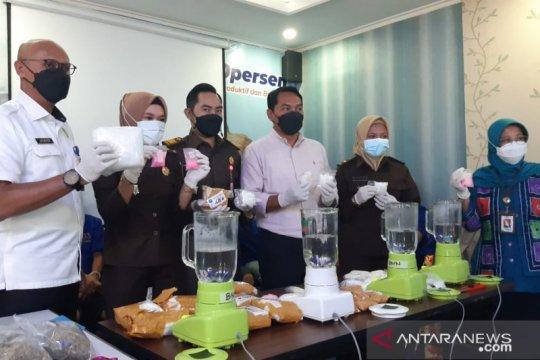 BNN Kalsel musnahkan 8,8 kilogram sabu-sabu