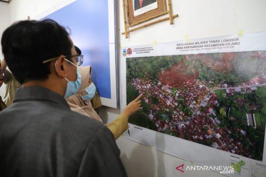 Pemkab Garut belum pastikan lahan relokasi korban longsor Cilawu