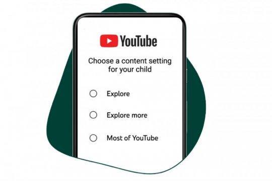 YouTube perluas pengawasan orang tua untuk konten terbatas usia
