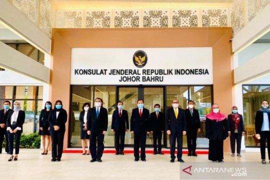 KJRI Johor siap beri bantuan dua WNI yang dihukum delapan tahun