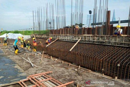 PUPR: Konstruksi tol Akses Bandara Kertajati sekitar 53-56 persen