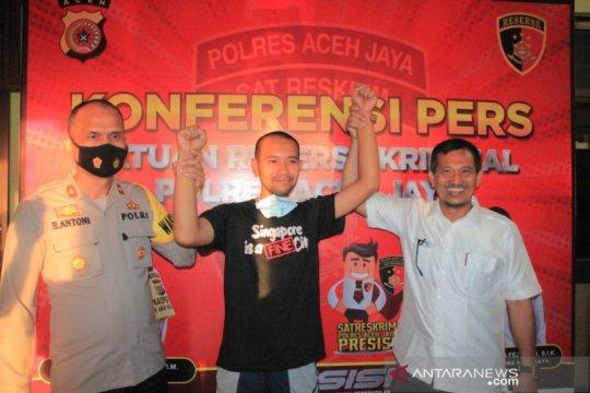Polisi bebaskan pemuda perakit senjata api di Aceh