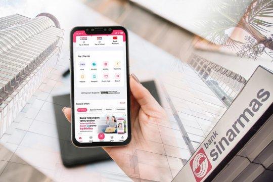 Bank Sinarmas luncurkan layanan pembukaan rekening secara digital