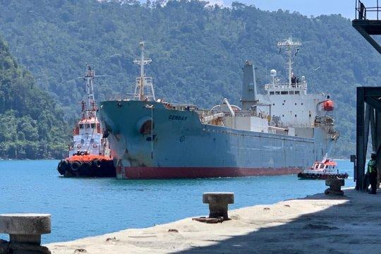 Semen Padang ekspor semen dan klinker ke tiga negara