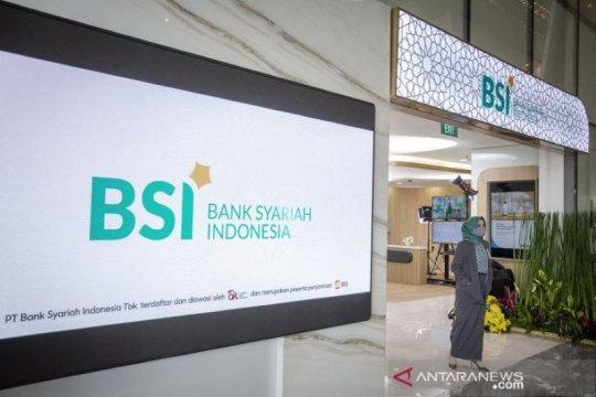 Digitalisasi transaksi, BSI rilis QRIS di rest area