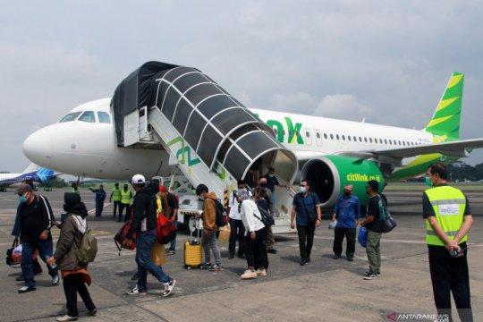 Citilink buka rute baru Jakarta - Ternate