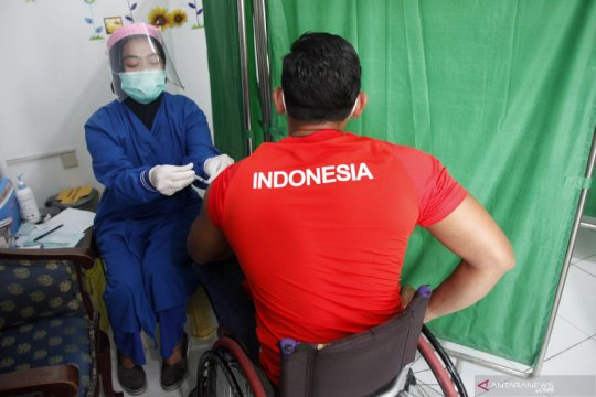 Indonesia tambah tiga wakil ke Paralimpiade Tokyo