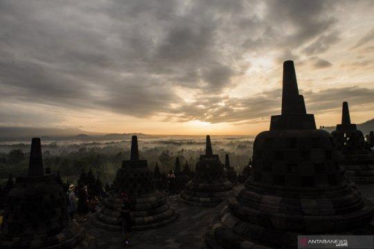 Borobudur tawarkan liburan unik untuk si tukang gowes