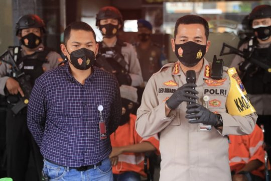 Kapolresta Malang Kota bakal tindak tegas pelaku curanmor