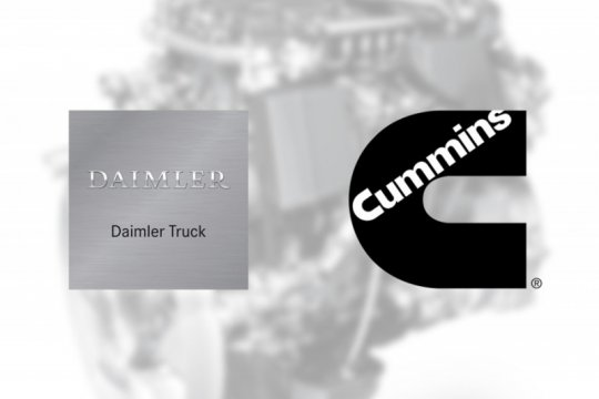 Truk dan bus Daimler bakal pakai mesin pabrikan AS Cummins