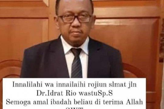 Dokter spesialis saraf di Jambi meninggal karena COVID-19