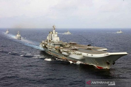 Kapal induk China didorong lebih rutin kunjungi Hong Kong
