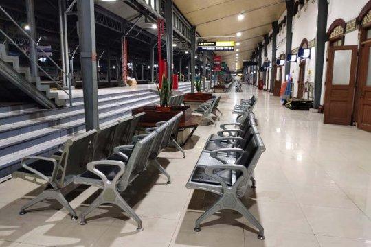 Stasiun Tawang Semarang kembali beroperasi usai kebanjiran