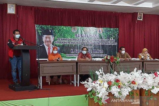 Anggota DPR RI: Giatkan penanaman pohon untuk tanggulangi bencana