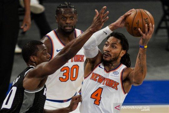 Knicks petik kemenangan 133-129 atas Grizzlies