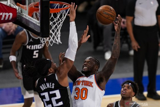 Knicks atasi Kings dengan angka tertinggi musim ini 140 poin