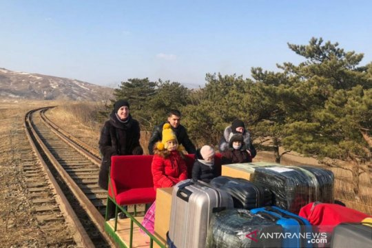 Kim Jong Un serukan pencegahan bencana alam dan wabah COVID-19