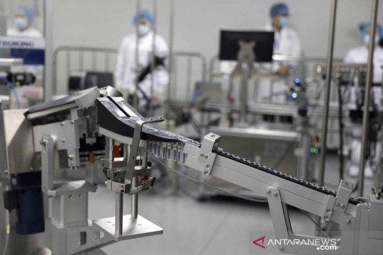 China dapati kasus positif lokal di pekerja medis yang telah divaksin