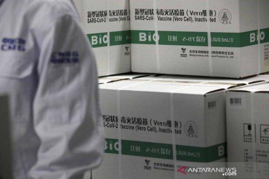 Calon vaksin berbasis protein Sinopharm peroleh izin uji klinis China