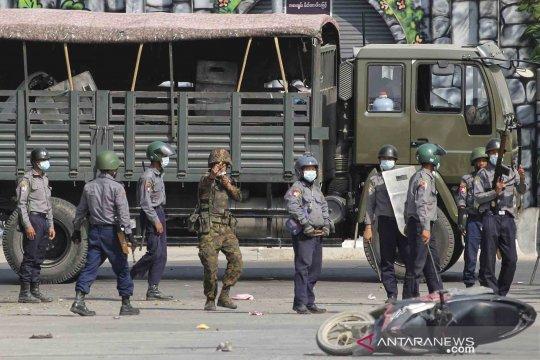 """PBB khawatir militer Myanmar siapkan """"serangan segera"""""""