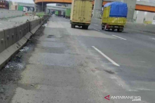 Jasa Marga lanjutkan rekonstruksi Tol Jakarta-Cikampek