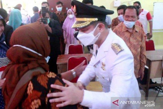 Usai dilantik, Bupati Trenggalek bernostalgia kunjungi SMAN 6 Surabaya