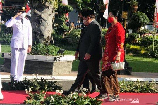 Pramono Anung hadiri pelantikan putranya sebagai Bupati Kediri