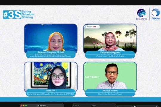 Literasi digital di Indonesia layaknya dua mata pisau