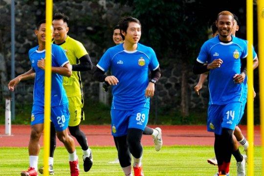 Pelatih Bhayangkara puas lihat kondisi pemain meski lama tak berlatih