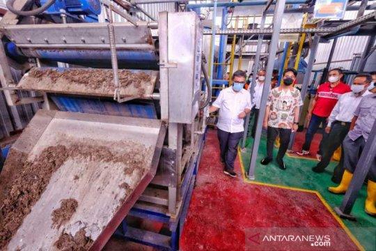 Gibran tekankan proyek PLTSa Putri Cempo Solo selesai 2022
