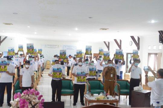 """KKP libatkan warga pesisir kampanye """"Stop Cemari Laut"""""""