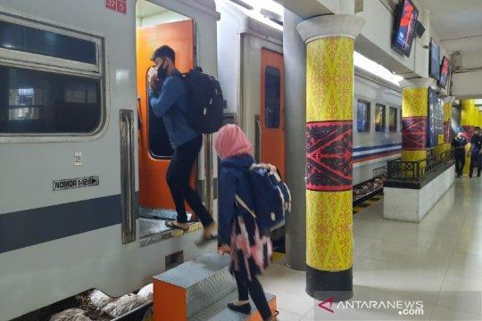 Tren penumpang masih rendah, KAI Sumut operasikan 22 perjalanan