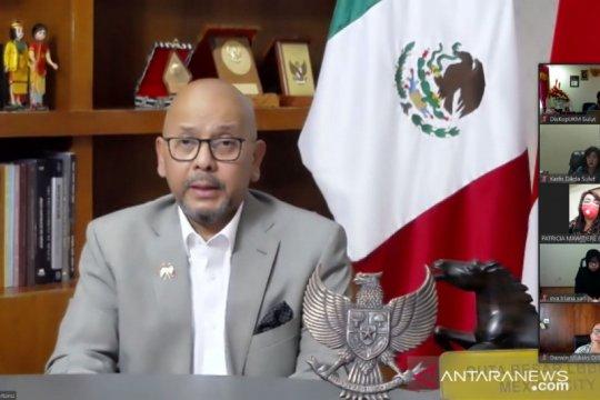 KBRI Mexico, Pemprov Sulut rapat koordinasi terkait promosi ekonomi