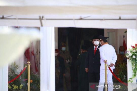 Gubernur Gorontalo lantik tiga pasangan bupati-wakil bupati terpilih