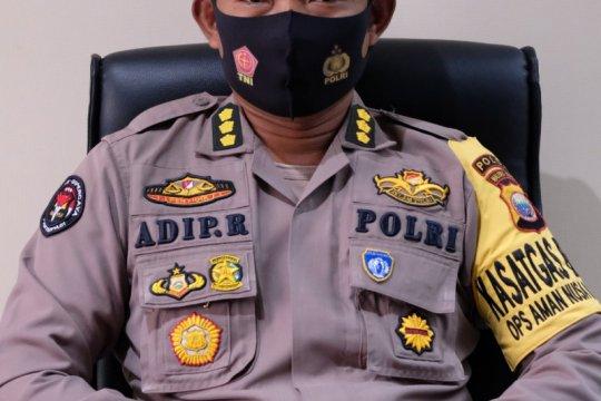 Polda Malut harapkan pelantikan kepala daerah utamakan prokes