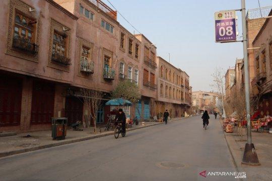 China kemball undang Uni Eropa kunjungi Xinjiang