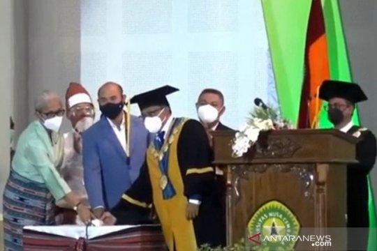 Gubernur NTT resmikan RSU Universitas Nusa Cendana